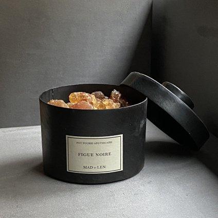 MAD et LEN Pot Pourri d'Apothicaire VEGETAL AMBER FIGUE NOIRE(マドエレン ポプリ ベジタルアンバー フィグノアー )