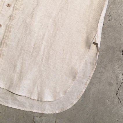 suzuki takayuki long shirt (スズキタカユキ ロングシャツ) Nude/Men's
