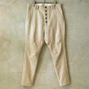 【40%OFF】suzuki takayuki pasted pants (スズキタカユキ ペーストパンツ) Nude/Men's