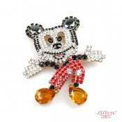LILIEN(リリアン)Mickey Brooch