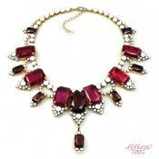 LILIEN(リリアン)Ruby Red Necklace