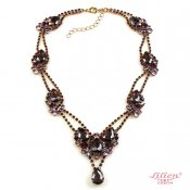 LILIEN(リリアン)Violet Necklace