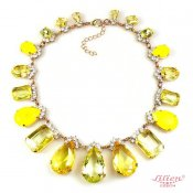 LILIEN(リリアン)Yellow Necklace