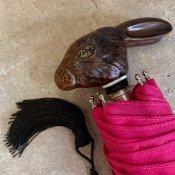 Guy de Jean (ギドゥジャン) 折りたたみ傘 ウサギ Fuchsia Pink