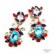 LILIEN(リリアン) Multi-color Earring