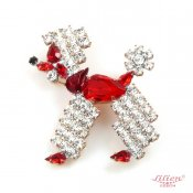 【50%OFF】LILIEN(リリアン)Poodle Brooch