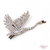 【30%OFF】LILIEN(リリアン)White Swan Brooch