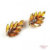 LILIEN(リリアン)Amber Leaf Earring