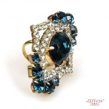 LILIEN(リリアン)Montana Blue Ring
