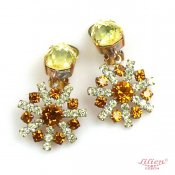 LILIEN(リリアン)Snow Flake Swing Earring