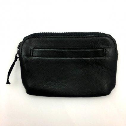 suzuki takayuki coin purse (スズキタカユキ コインパース) Black