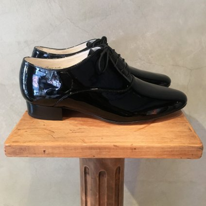 BEAUTIFUL SHOES(ビューティフルシューズ)Frenchoxford Shoes Black Enamel