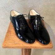 【30%OFF】BEAUTIFUL SHOES(ビューティフルシューズ)Frenchoxford Shoes Black Enamel