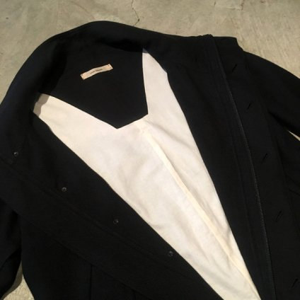 【40%OFF】suzuki takayuki military coat (スズキタカユキ ミリタリーコート) Black/Men's