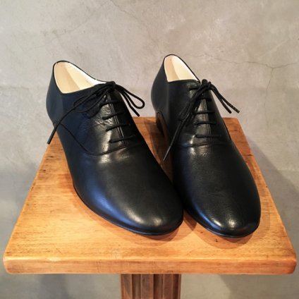 BEAUTIFUL SHOES(ビューティフルシューズ)Frenchoxford Shoes Black