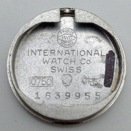 IWC(インターナショナルウォッチカンパニー)ダイヤモンドウォッチ