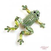 【30%OFF】LILIEN(リリアン)Froglet Brooch