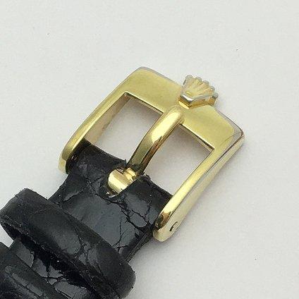ROLEX PRECISION (ロレックス プレシジョン)純正尾錠付