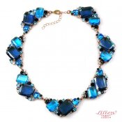 LILIEN(リリアン)Blue Tone Necklace