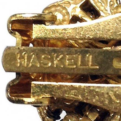 MIRIAM HASKELL (ミリアム ハスケル) イヤリング