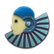 LEA STEIN Collarette Blue(リアスタン コラレット)
