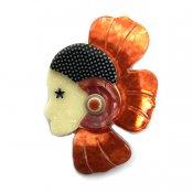 LEA STEIN COROLLE Orange (リアスタン コロール)
