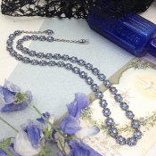 Aet deco Marcasite Necklace(アールデコ期 マーカサイト ネックレス)