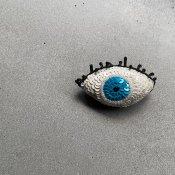 【40% OFF】AHCAHCUM Eye Brooch(あちゃちゅむ 目玉 ブローチ)
