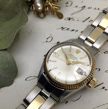 ROLEX OYSTER PERPETUAL DATE SS (ロレックス オイスター パーペチュアル デイト)