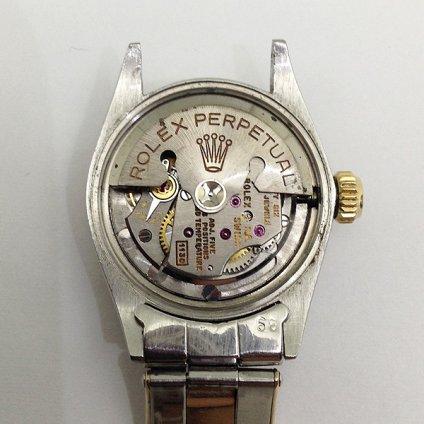 buy online 878dc 45bb6 ROLEX OYSTER PERPETUAL DATE(ロレックス オイスター パーペチュアル デイト)- JeJe PIANO ONLINE  BOUTIQUE 神戸のアンティーク時計,ジュエリー,ファッション専門店