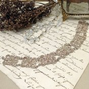 1920's Silver Bracelet (1920年代 シルバー ブレスレット)
