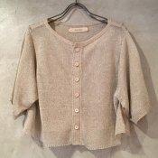 【30%OFF】suzuki takayuki knitted gilet (スズキタカユキニットジレ)