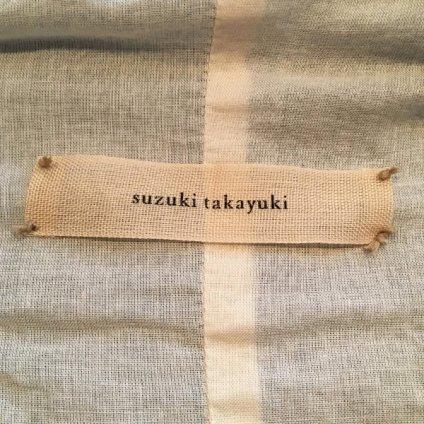 suzuki takayuki anorak (スズキタカユキ アノラック) Navy/Unisex