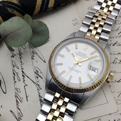 new arrival 5809a 53def ROLEX OYSTER PERPETUAL DATEJUST(ロレックス オイスター パーペチュアル デイトジャスト)- JeJe PIANO  ONLINE BOUTIQUE 神戸のアンティーク時計,ジュエリー,ファッション専門店