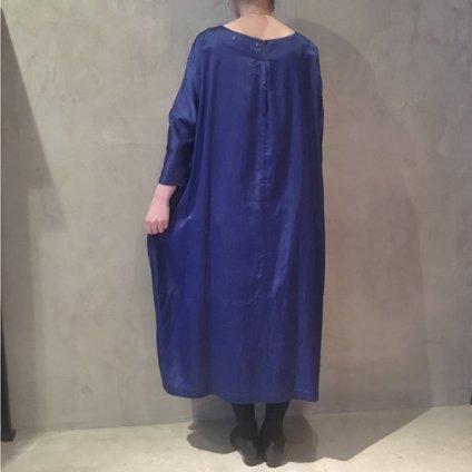 suzuki takayuki / pull-over dress(スズキタカユキ プルオーバードレス )Navy