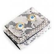 AHCAHCUM EyeBall PassCase Gley(あちゃちゅむ アイボール パスケース)