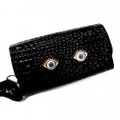 AHCAHCUM EyeBall Wallet Black(あちゃちゅむ アイボール ウォレット)