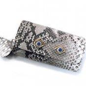 AHCAHCUM EyeBall Wallet Gley(あちゃちゅむ アイボール ウォレット)