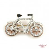 LILIEN(リリアン)Bicycle Brooch