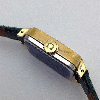 OMEGA DEVILLE(オメガ デビル) 純正尾錠付き