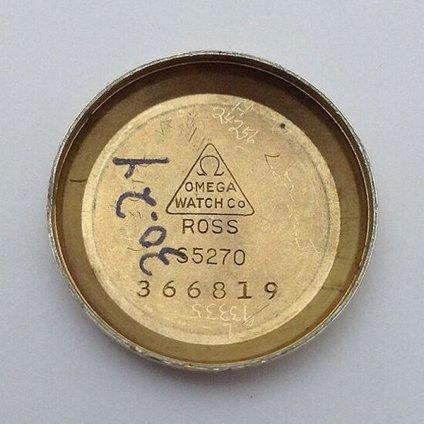 OMEGA LADYMATIC(オメガ レディマティック) 14K 金張