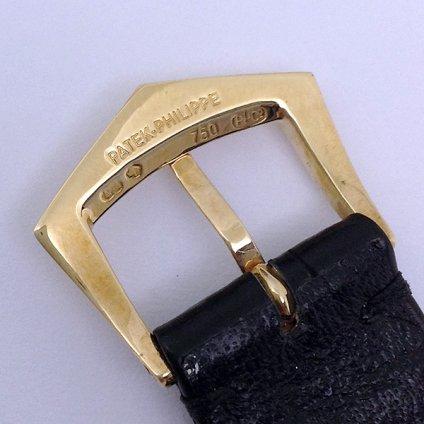 PATEK PHILIPPE CALATRAVA 18KYG(パテック フィリップ カラトラバ) 純正尾錠