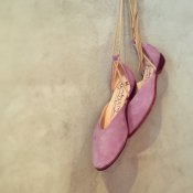 【20%OFF】SONOMITSU(ソノミツ)Lace Up Shoes Lilla
