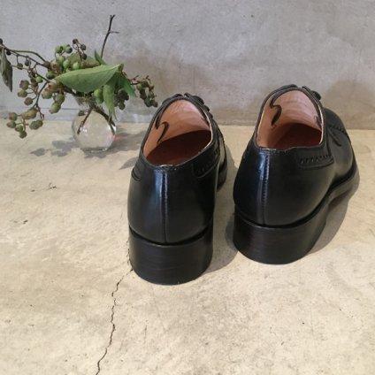 SONOMITSU Buttoned Shoes(ソノミツ ボタンシューズ)Black