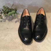 SONOMITSU(ソノミツ)Buttoned Shoes Black