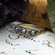 Victorian Diamond Ring (ヴィクトリアン ダイヤモンド リング)