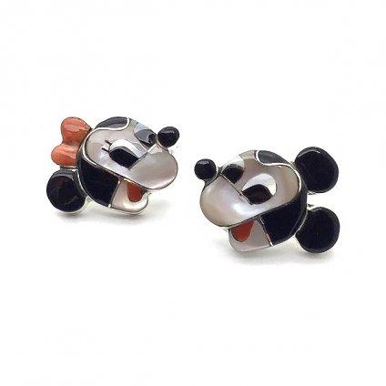 Paula Leekity Pierce Mickey Mouse and Minnie Mouse (ポーラ リーキティ ピアス ミッキーマウス&ミニーマウス 顔)