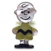 Paula Leekity Ring Charlie Brown(ポーラ リーキティ リング15号 チャーリー・ブラウン全身)