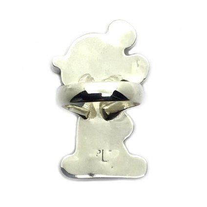 Paula Leekity Ring Mickey Mouse(ポーラ リーキティ リング 11.5号 ミッキーマウス)