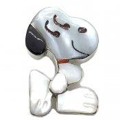 Paula Leekity Brooch Pendant top Snoopy (ポーラ リーキティ ブローチ・ペンダントトップ スヌーピー)